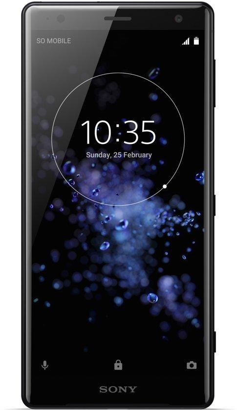 Sony Xperia XZ2 - 64GB - Zwart
