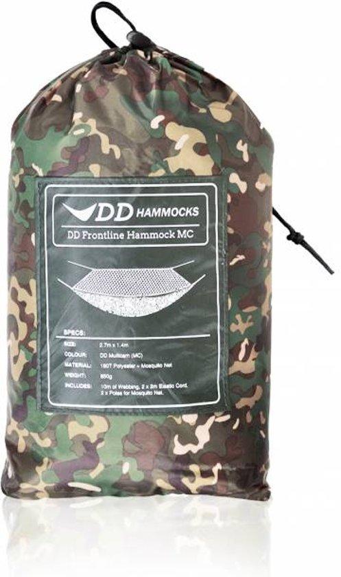DD Hammocks Frontline hangmat Multicam