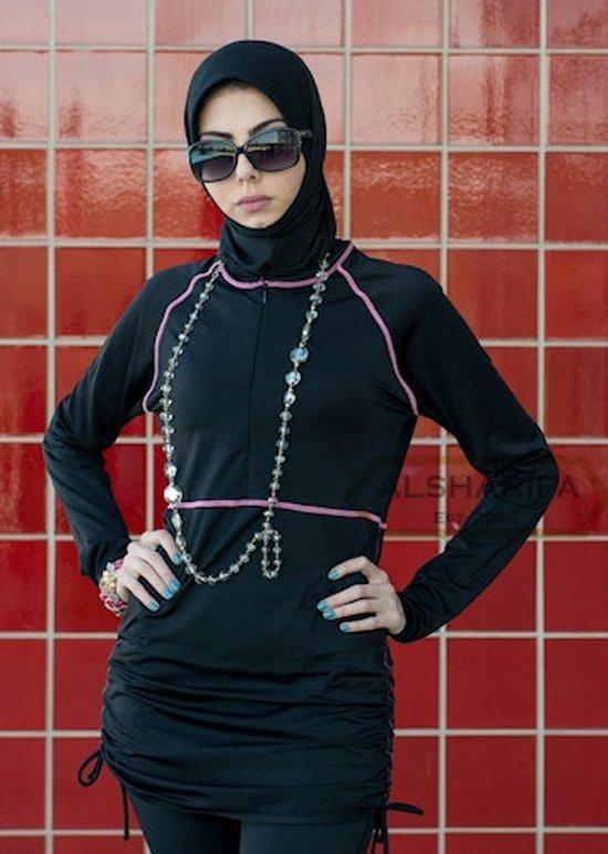 Zwart Resort Swimwear Imanedesign com Swimtop Top Black Bovenstuk O0wPX8kNn