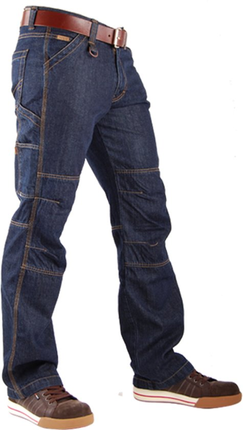 m 32 Denim Jeans Maat Dark 34 Crosshatch Toolbox Ap6gqw0