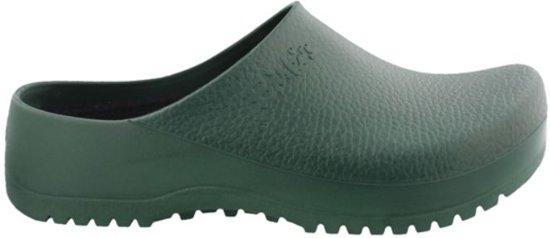Birkenstock Super Birki groen slippers uni (S)  - Maat 47