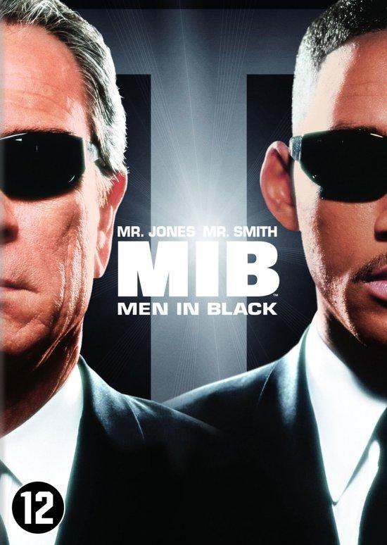 Cover van de film 'Men In Black'