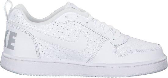 de8503e21b1 bol.com | Nike Court Borough Low 7 Sneakers Kinderen - Wit - Maat 39