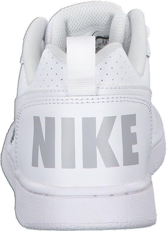 74b8721b07c Wit Maat Low Nike Meisjes kids 39 Court Sneakers Borough qwxqRUYC7
