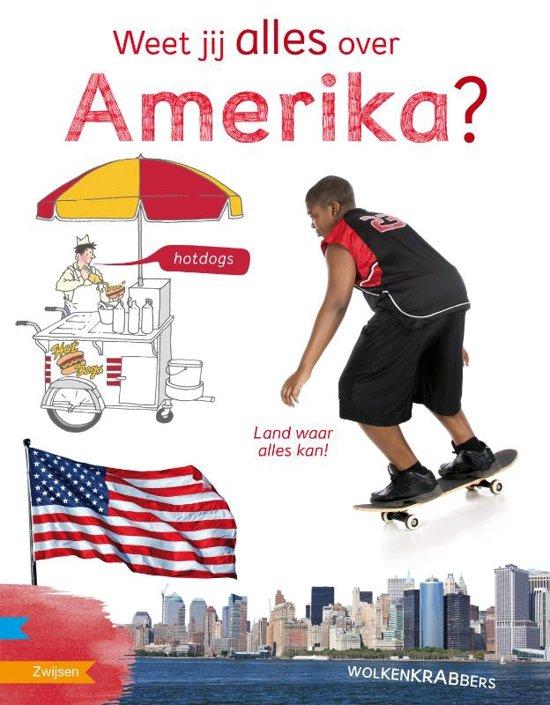 Zoeklicht informatief - Weet jij alles over Amerika?
