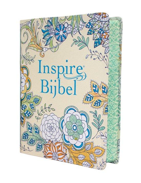 Boek cover Inspire Bijbel van Nbg (Paperback)