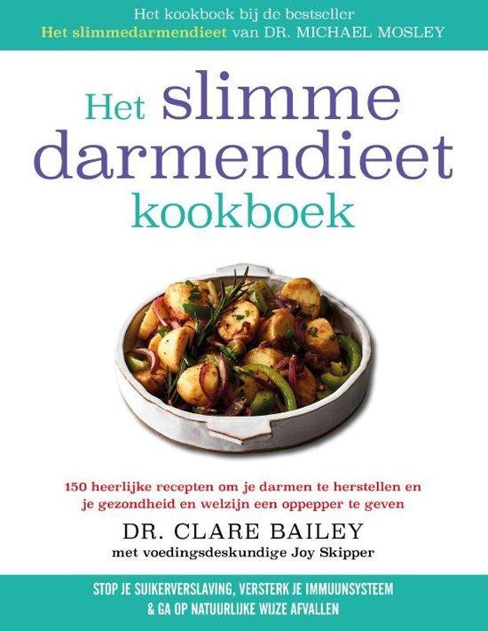 Boek cover Het slimmedarmendieet-kookboek van Clare Bailey (Paperback)
