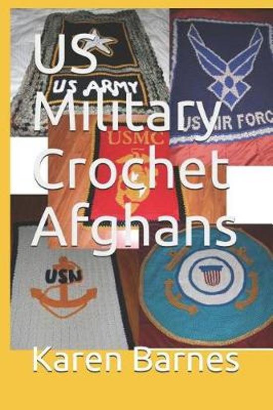 US Military Crochet Afghans
