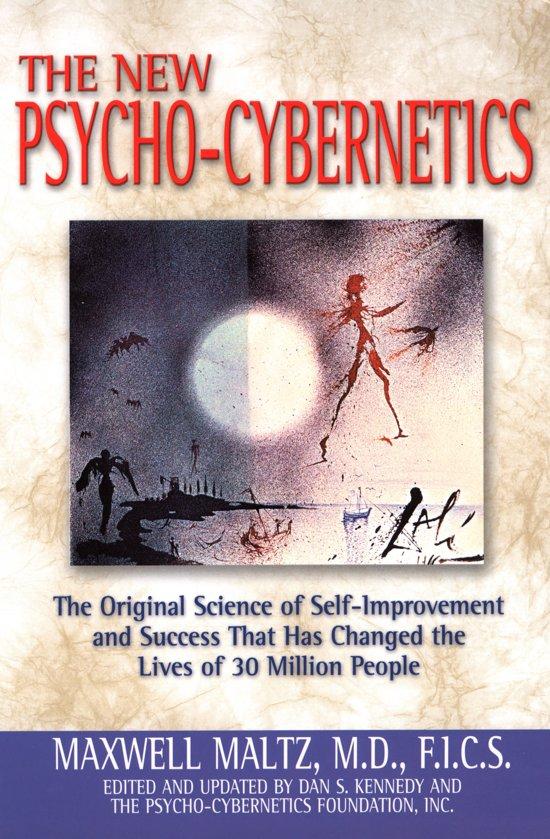 Boek cover Psycho-Cybernetics van Maxwell Maltz (Paperback)