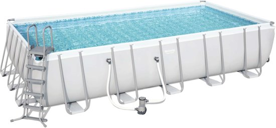 BW Frame Pool Power Steel 671x366x132
