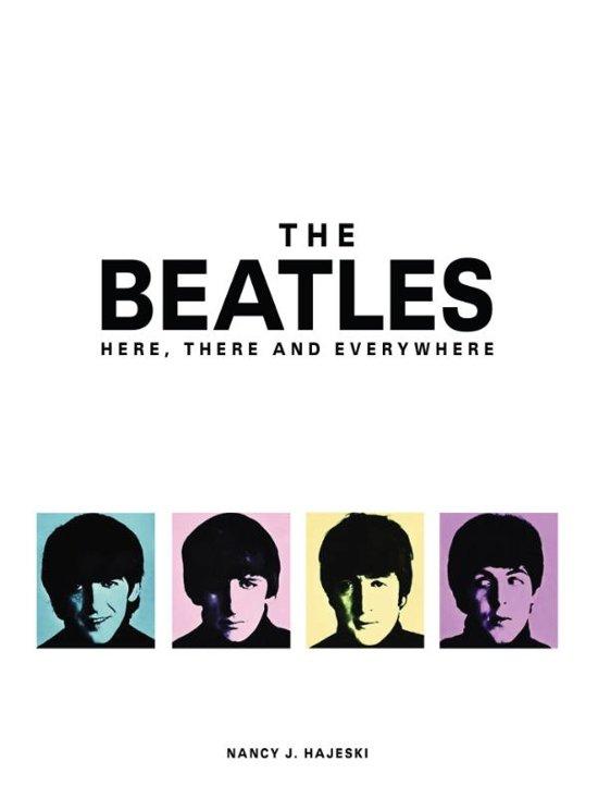 Boek cover The Beatles van Nancy J Hajeski (Hardcover)