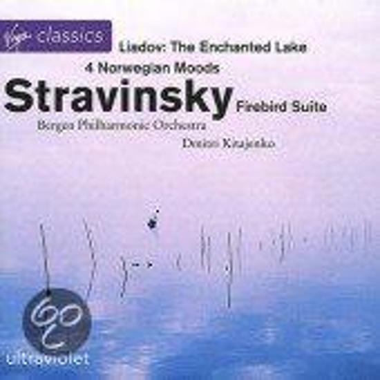 Ultraviolet - Liadov: Kikimora, etc;  Stravinsky / Kitajenko