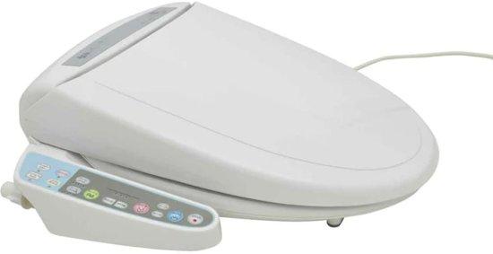vidaXL Elektronische toiletbril met bidet