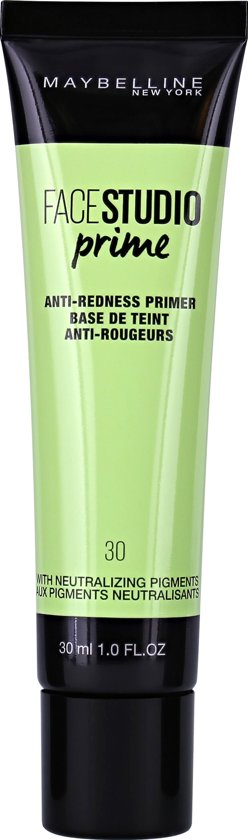 Maybelline Master Prime - 30 Anti Redness - Primer
