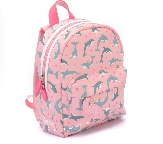 da21f3507f9 bol.com | Zebra Trends Kinder Rugzak S Dolphins