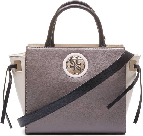 GUESS Open Road Society Taupe Multi Handtas HWVG71-86060-TMU 1621cd19f01b0