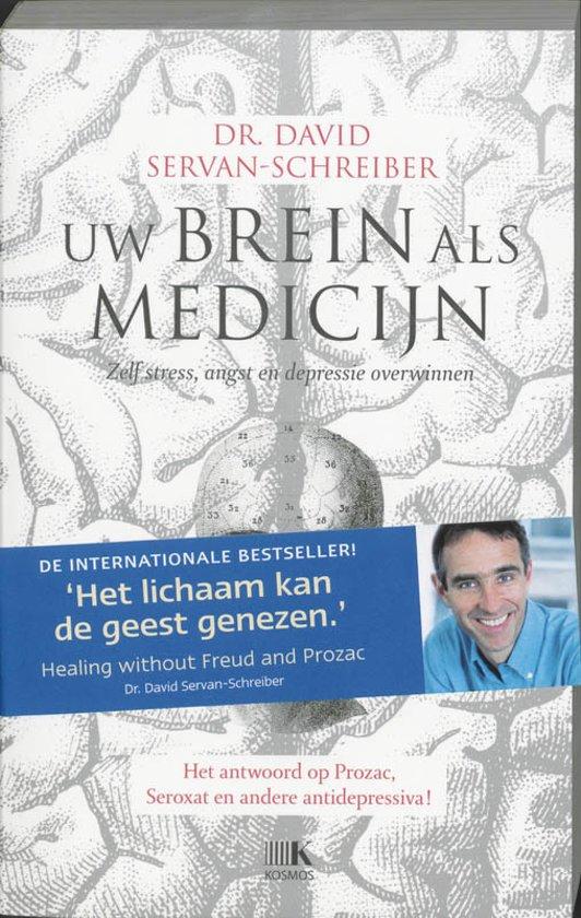Boek cover Lifetime - Uw brein als medicijn van David Servan-Schreiber (Paperback)