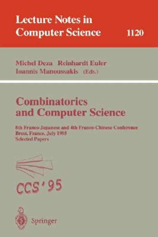 Combinatorics and Computer Science
