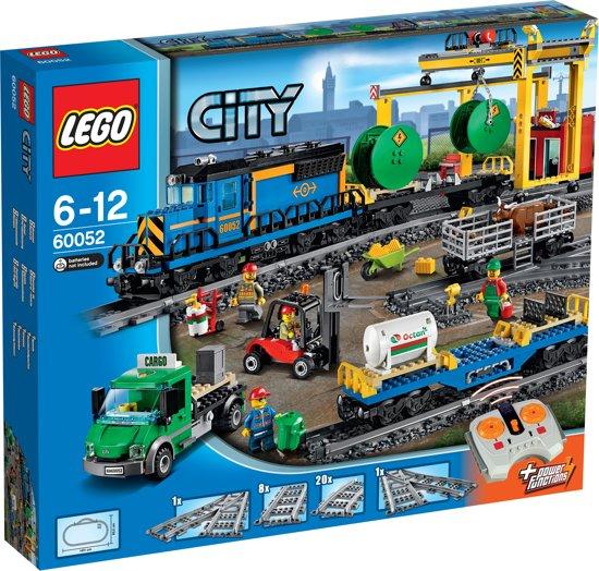 LEGO City Vrachttrein - 60052