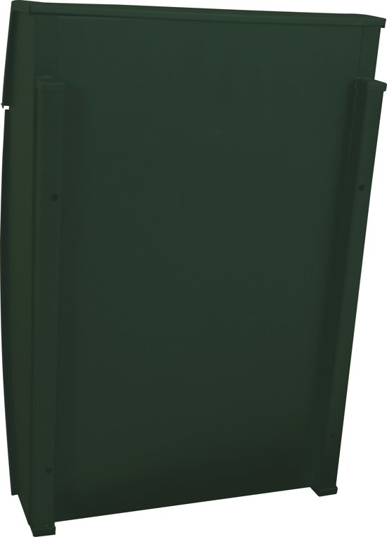 Wandbrievenbus Geronan - Groen