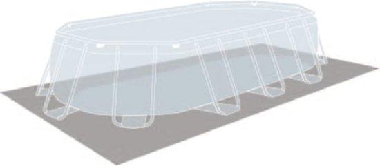 Intex Prism Frame Zwembadset ovaal 610x305x122 cm 26798GN