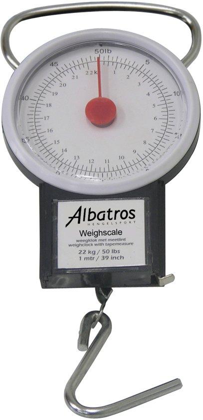 Albatros Alles Weger Weegschaal - Grijs