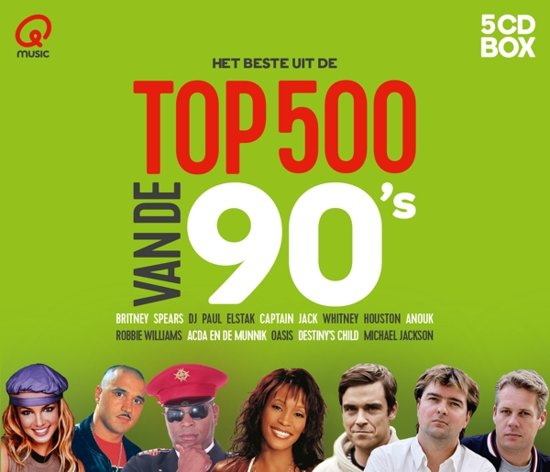 KROQ Top 300 Songs of the 90s Countdown List - RadioHitlist