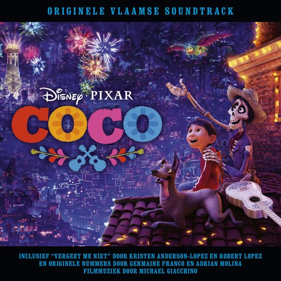 Coco (Vlaamse Soundtrack)