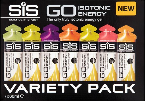 SIS Go Isotonic Energy Variety Pack
