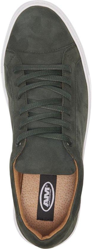 Shoe Am Groene Sneaker Nubuck VetersluitingMaat 43 Heren VUzpSM
