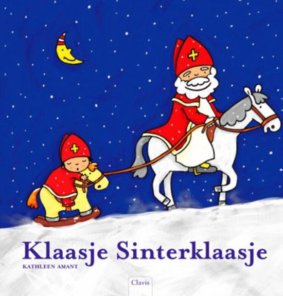 Klaasje Sinterklaasje