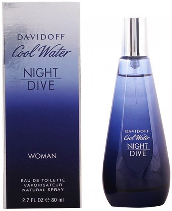 Davidoff Cool Water Night Dive 30 ml - Eau De Toilette - Damesparfum