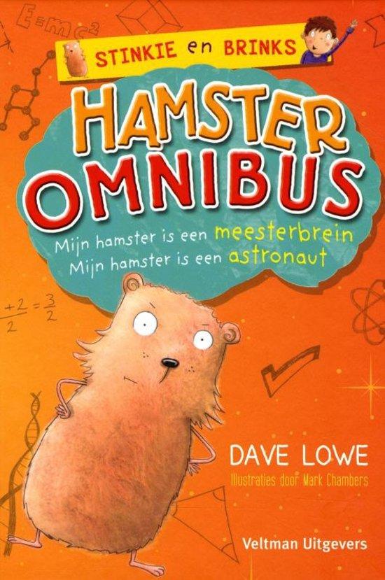 Stinkie en Brinks - Hamsteromnibus