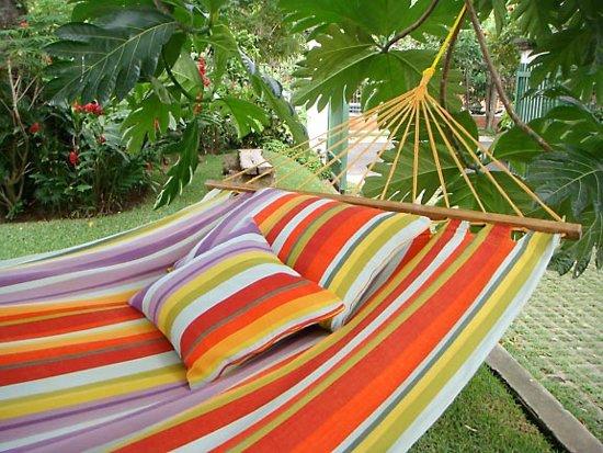 Hangmat Costa Rica met spreidstok 83 cm