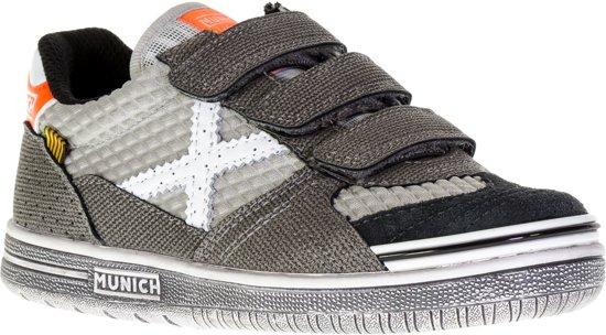 Grigio Unisex 3 Taglia Scarpe Junior 28 Vco sportive Sneakers Kid G Munich vqFSZPx