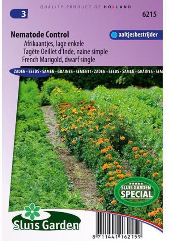 Sluis Garden - Afrikaan Nematode control (aaltjes)