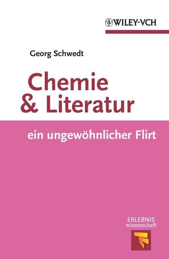 Bolcom Chemie Und Literatur Ebook Georg Schwedt