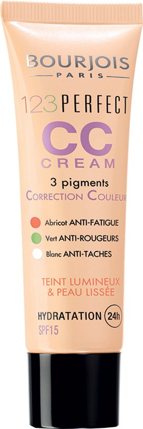 Bourjois CC Cream - 31 Ivoire - Foundation