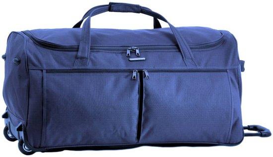 Enrico Benetti wieltas XL Perth blauw 49007