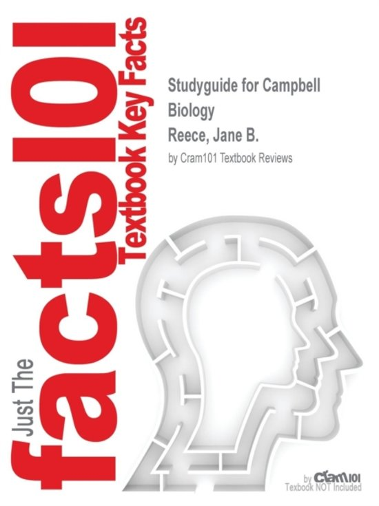 Studyguide for Campbell Biology by Reece, Jane B., ISBN 9780131375048