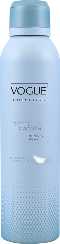 VOGUE Cosmetics Soft & Smooth Shower Foam 200 ml