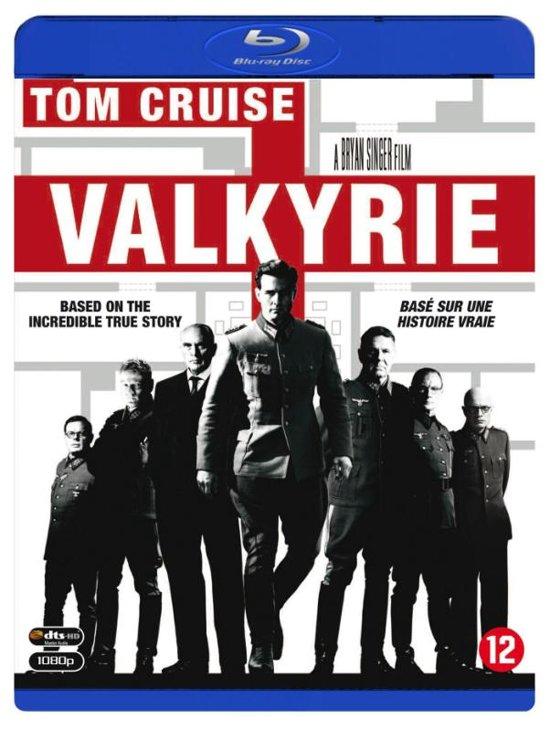DVD cover van Valkyrie