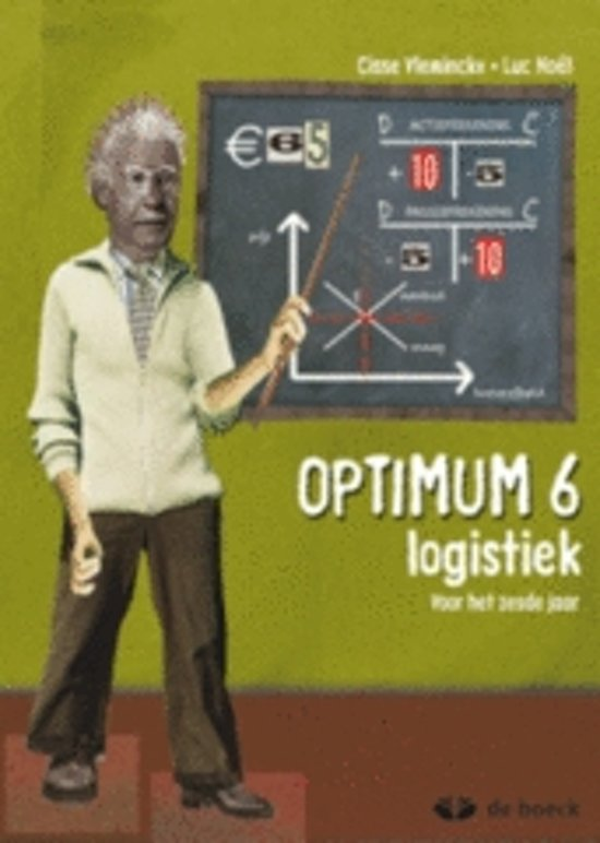 Optimum 6 logistiek leerwerkboek 2 cd rom