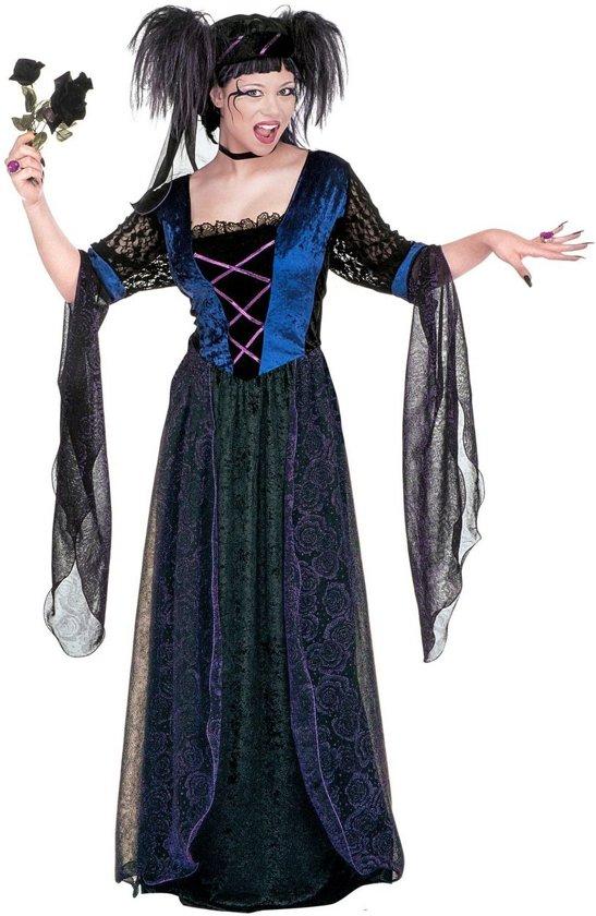 """""""Gotiek prinsessen Halloween kostuum voor vrouwen  - Verkleedkleding - Medium"""""""