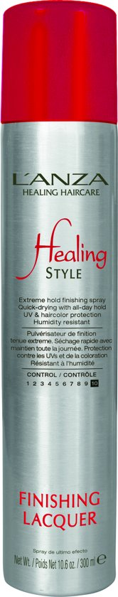 Healing Style Finishing Laquer 300 ml