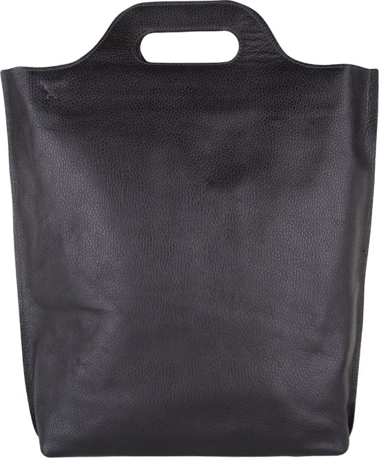 MYOMY My Carry Bag Shopper - Rambler Black