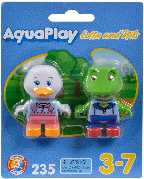 AquaPlay Speelfiguren Kikker en Eend 235