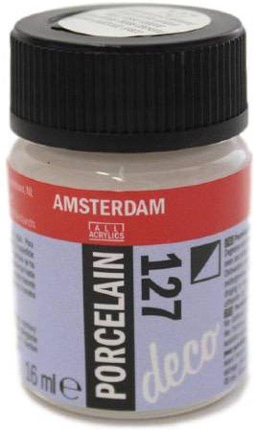 Amsterdam deco porcelain 127 Gebroken Wit Dekkend porseleinverf