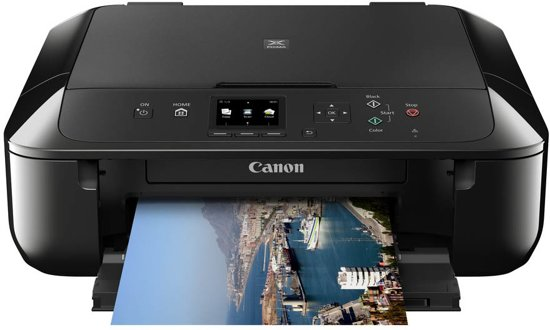 Canon PIXMA MG5750 - All-in-One Printer / Zwart