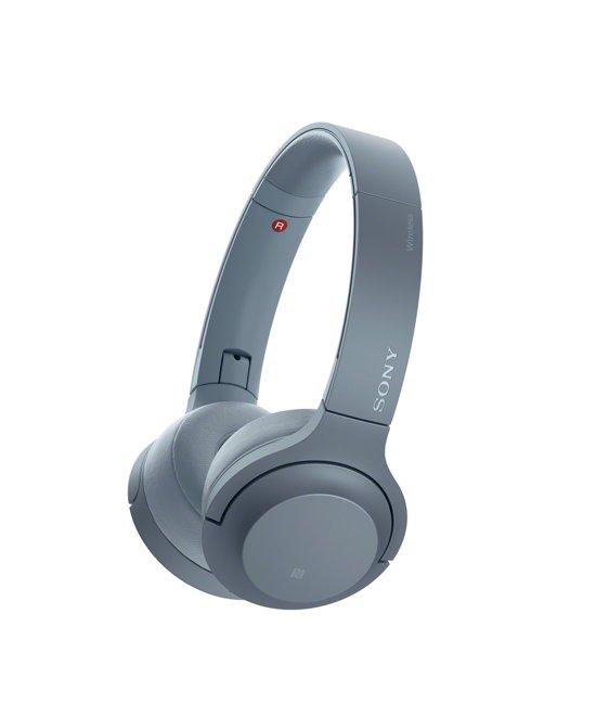 Sony h.ear WH-H800 - Draadloze on-ear koptelefoon - Blauw in Molenstraat